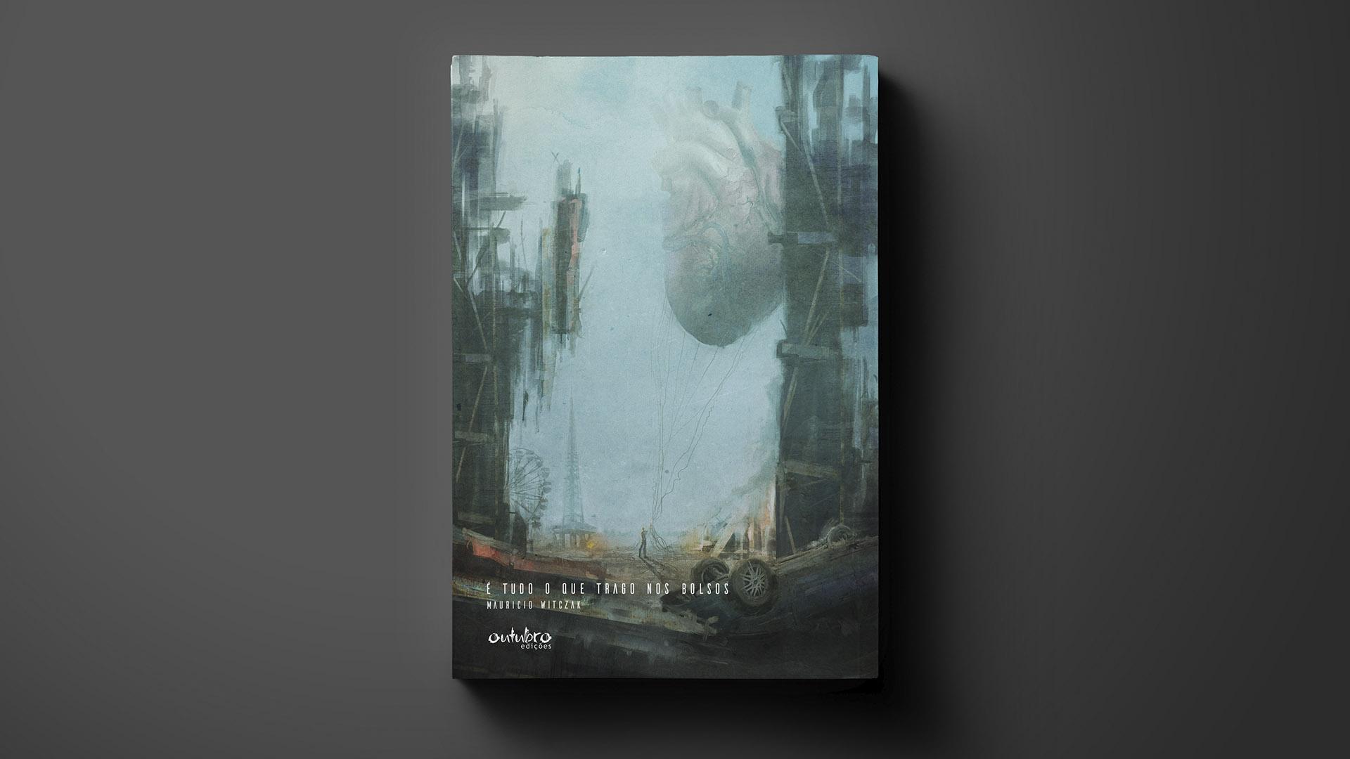 Maurício Witczak lança seu novo livro de poesias